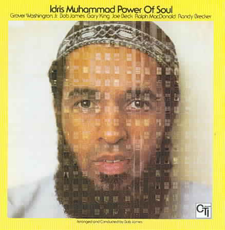POWER OF SOUL BY MUHAMMAD,IDRIS (CD)